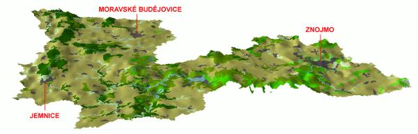 3D model Znojemska